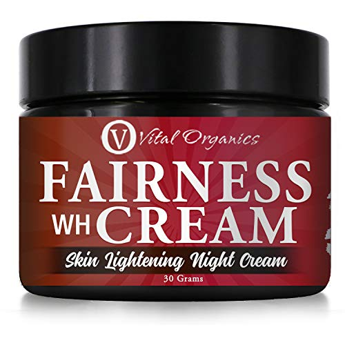 Vital Organics Fairness Cream For Skin Whitening & Lightening For Men & Women (Night Cream)