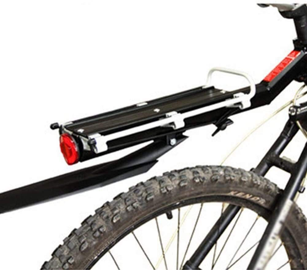 Bicicletas al portaequipajes, frente de la bicicleta estantes ...