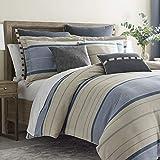 Croscill Queen Comforter, Polyester, Blue