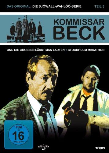 Die Sjöwall-Wahlöö-Serie, Teil 3 (2 DVDs)