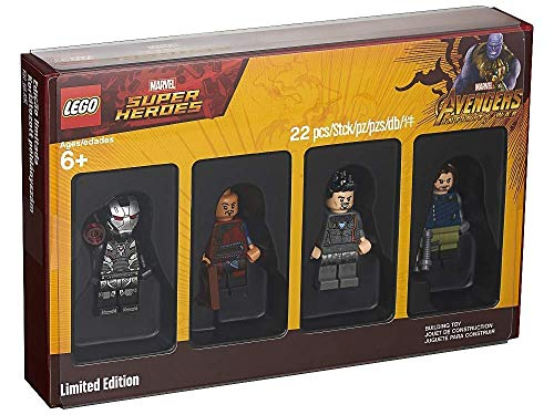 LEGO 2018 Bricktober Super Heroes Minifigure Set 4/4