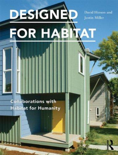 Designed for Habitat: Collaboration…