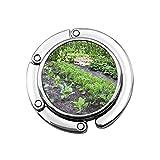 Perchero Monedero Plegable Lindo Gancho Monedero Filas Bien organizadas Plantas de huerto casero Organizadas