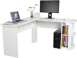 Amazon Fr Bureau Angle Blanc