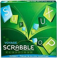 Scrabble Voyage, édition Miniature 20 x 20 cm
