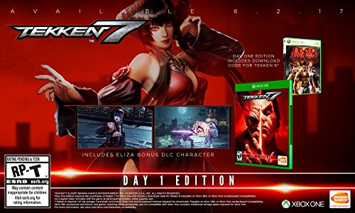 Tekken 7: Day One Edition - Xbox One Day One Edition