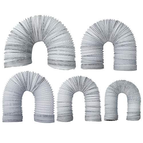MJJEsports 7M uitlaat slang buis voor draagbare airconditioner kanaal uitlaat diameter 160-250mm, 175mm, 1