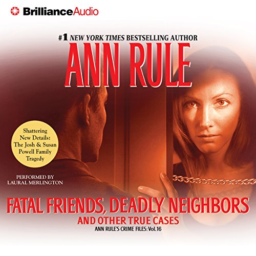 Fatal Friends, Deadly Neighbors audiobook cover art