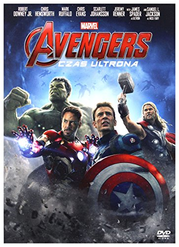 Avengers: Age of Ultron [DVD] (IMPORT) (Keine deutsche Version)