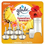 Best Plug In Air Fresheners - Glade PlugIns Refills Air Freshener Starter Kit, Scented Review