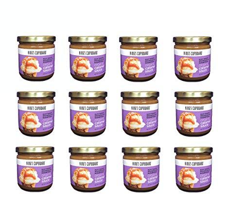 King's Cupboard-Organic Caramel Sauce, 12 Jar Case Pack