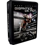 Blu-ray Gigantes de Aço [ Real Steel ] [ Tin Case ] [ Audio and Subtitles in English + Spanish + Portuguese ] [ Brazilian Edition ]