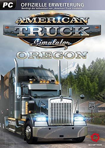 American Truck Simulator: Oregon DLC - Standard  DLC   PC Download - Steam Code