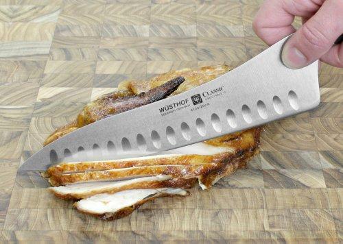 Wusthof Classic 8-Inch Hollow Edge Wunder Knife