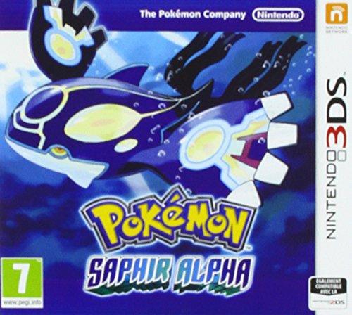 Pokémon Saphir Alpha