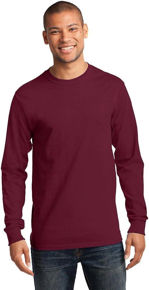 Port & Company Tall Long Sleeve Essential T-Shirt
