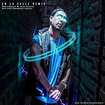 En la Calle (Remix) [feat. Zkary, Jhony Welker, Mr Pana & Pistacho]