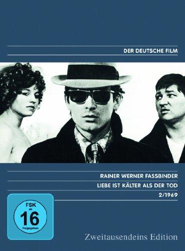 Liebe ist kälter als der Tod - Zweitausendeins Edition Deutscher Film 2/1969
