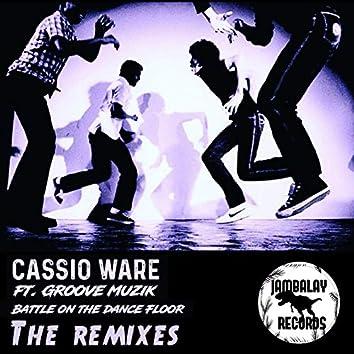 Battle On The Dancefloor (The Remixes)