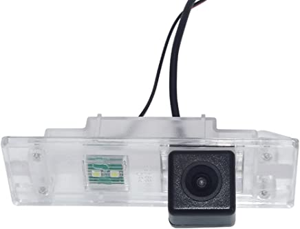 Reversing Vehicle-Specific Camera Integrated in Number Plate Light License Rear View Backup Camera for Mini Cooper Clubman//Convertible//Countryman//Couper//1 Series E81 e87 F20 135i 640i 120i M1