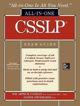 CSSLP Certification All-in-One Exam Guide (English Edition) par [Wm. Arthur Conklin, Daniel Paul Shoemaker]