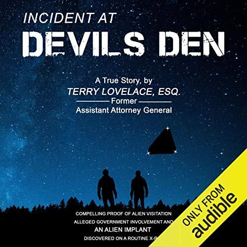 Incident at Devil's Den cover art