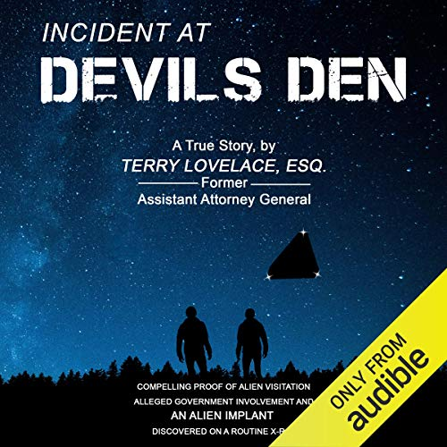 Incident at Devil's Den: A True Story