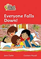 Level 5 - Everyone Falls Down! (Collins Peapod Readers)
