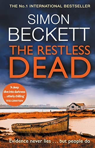 The Restless Dead: The unnervingly menacing David Hunter thriller (English Edition)