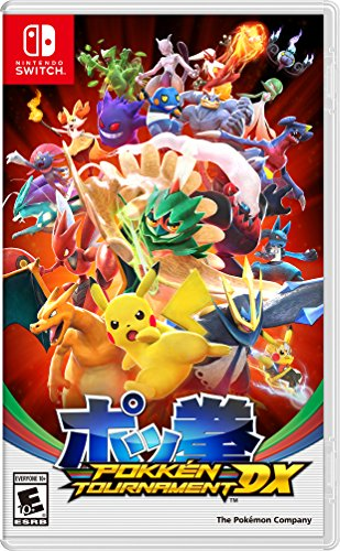 Pokken Tournament DX - Nintendo Switch [Digital Code]
