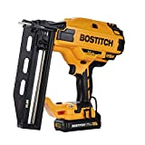BOSTITCH 20V MAX Finish Nailer Kit, Straight, 16GA (BCN662D1)