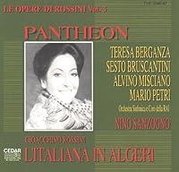 Rossini;L'italiana Algeri