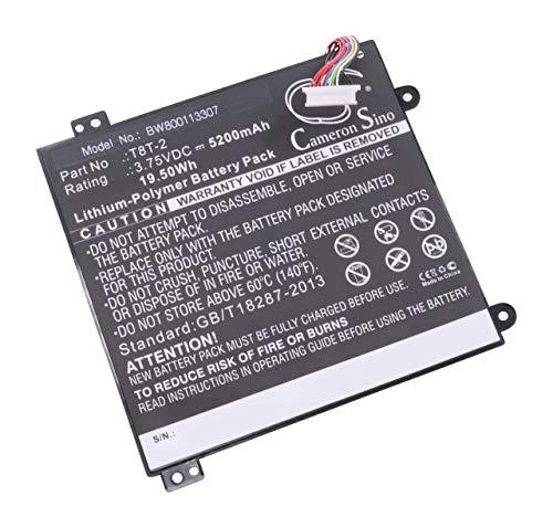 bester der welt Toshiba SatelliteClick Mini L9W-B Lithium-Polymer-Akku für Laptops vhbw5200mAh (3,75 V),… 2021
