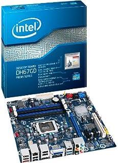 BLKDH67GDB3 Intel Media DH67GD Desktop Motherboard BLKDH67GDB3