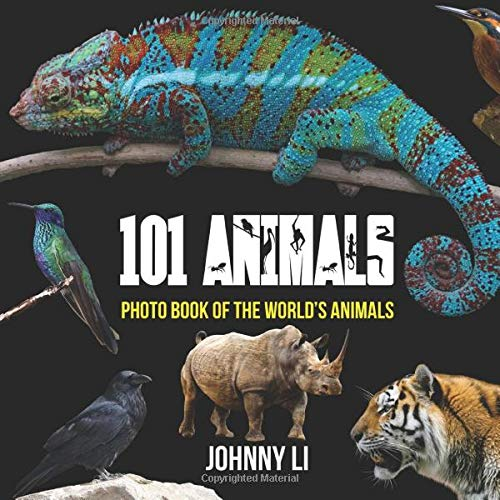 101 Animals: Photo Book of the World's Animals