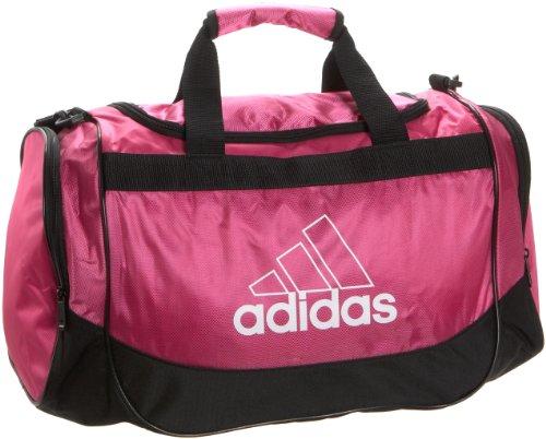 adidas Women's Defender 5131041 Duffle Bag,Intense Pink,Small