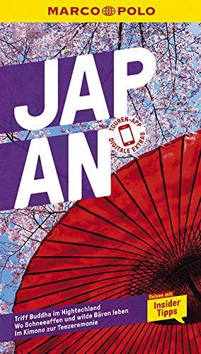 MARCO POLO Reiseführer Japan: Reisen mit Insider-Tipps. Inklusive kostenloser Touren-App