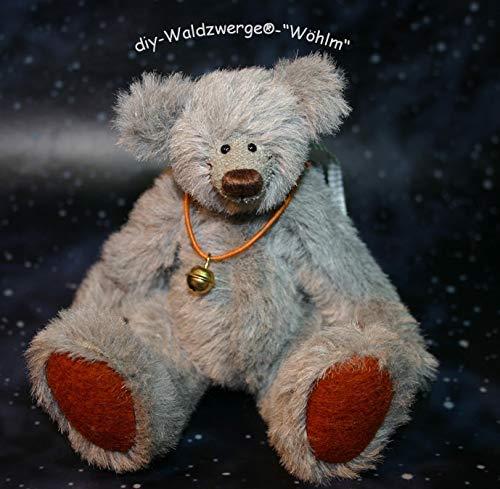 Waldzwerge-Teddy Bastelpackung