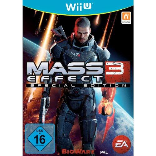 Mass Effect 3 - Special Edition - Nintendo Wii U - [Edizione: Germania]