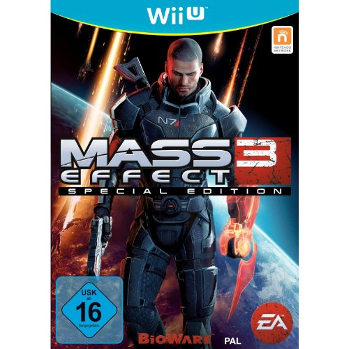 Electronic Arts Mass Effect 3 Special Edition, Wii U Wii U Alemán vídeo - Juego (Wii U, Wii U, Acción / RPG, M (Maduro))