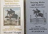 Training Mules and Donkeys #10 (Keys to Training the Donkey--Saddle Training and Jumping) [VHS]