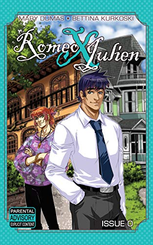 Romeo X Julien: Comic Book SAMPLE (English Edition)