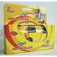 AP APM401004 - Cámara de un Solo Uso con Flash, Multicolor