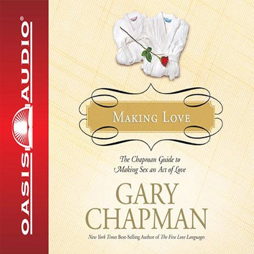 Making Love audiobook cover art