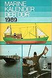 Marinekalender der DDR 1989