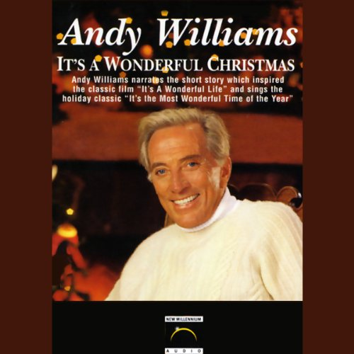 It's a Wonderful Christmas audiobook cover art