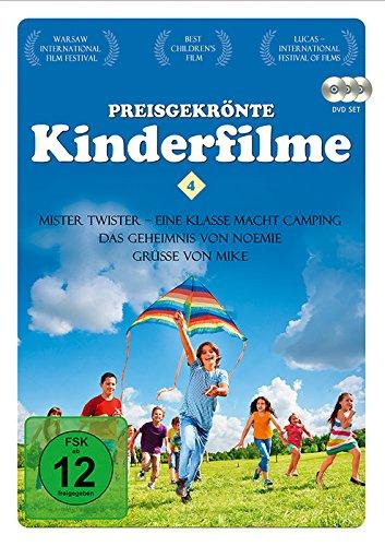 Preisgekrönte Kinderfilme 4 [3 DVDs]