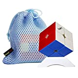 OJIN VALK 2 M Cubo Magico The Valk 2m 2 Strati 2x2x2 MoFangGe Cubo Puzzle Magico Liscio con Un treppiede cubo e Una Borsa cubo (Senza Adesivo)
