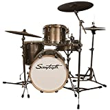 Sawtooth Command Series 4-Piece Drum Set Shell Pack with 18' Bass Drum, Champagne