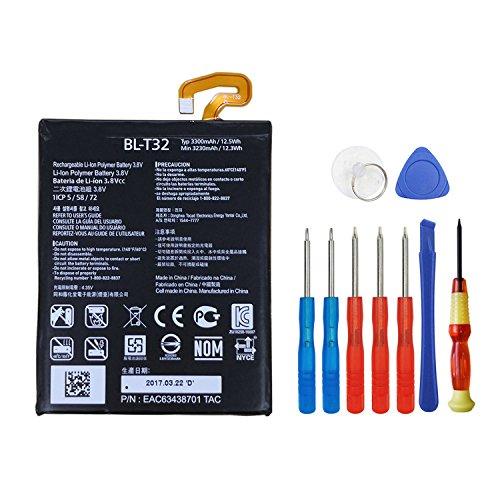 SWARK BL-T32 - Batería Compatible con LG G6 H870 EAC63438701 con Herramientas